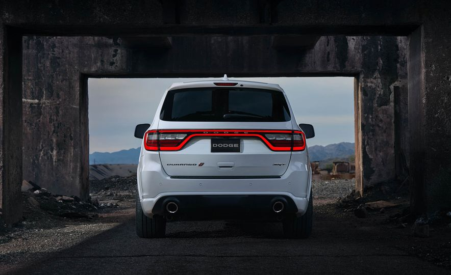 2018 Dodge Durango SRT - Slide 37