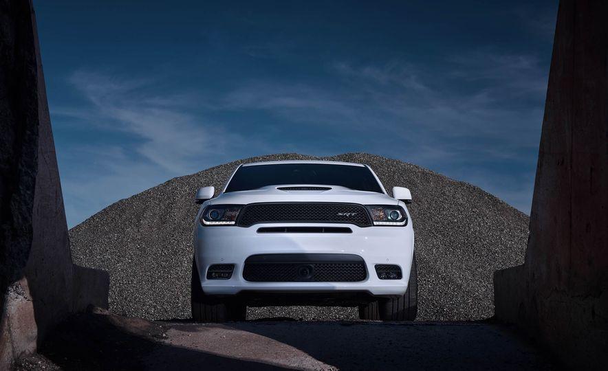 2018 Dodge Durango SRT - Slide 7