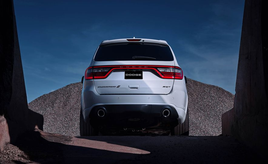 2018 Dodge Durango SRT - Slide 39