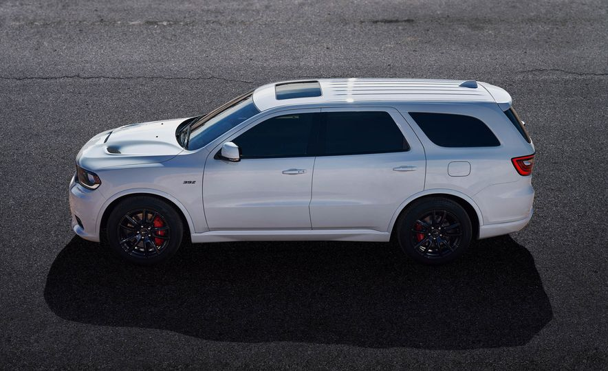2018 Dodge Durango SRT - Slide 42