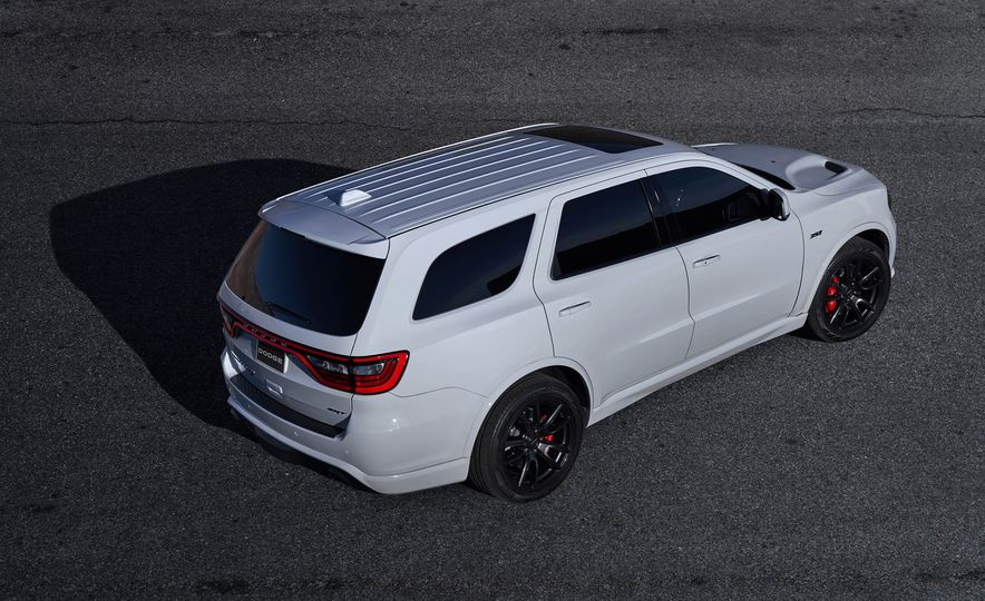 2018 Dodge Durango SRT - Slide 43