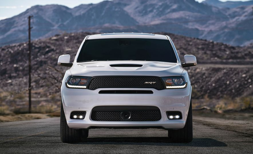 2018 Dodge Durango SRT - Slide 44
