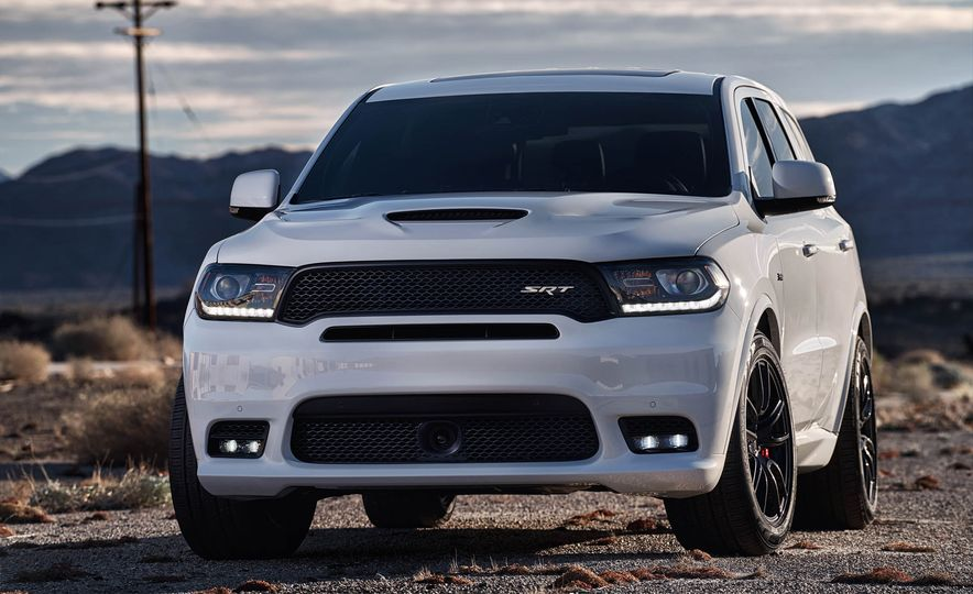 2018 Dodge Durango SRT - Slide 45