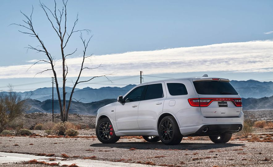 2018 Dodge Durango SRT - Slide 48