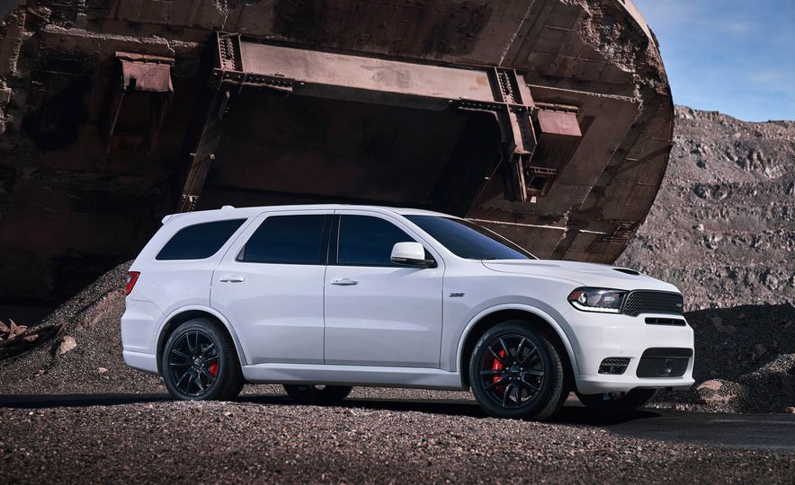 2018 Dodge Durango SRT - Slide 50