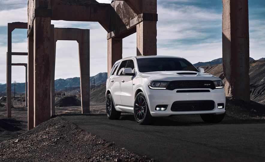 2018 Dodge Durango SRT - Slide 51