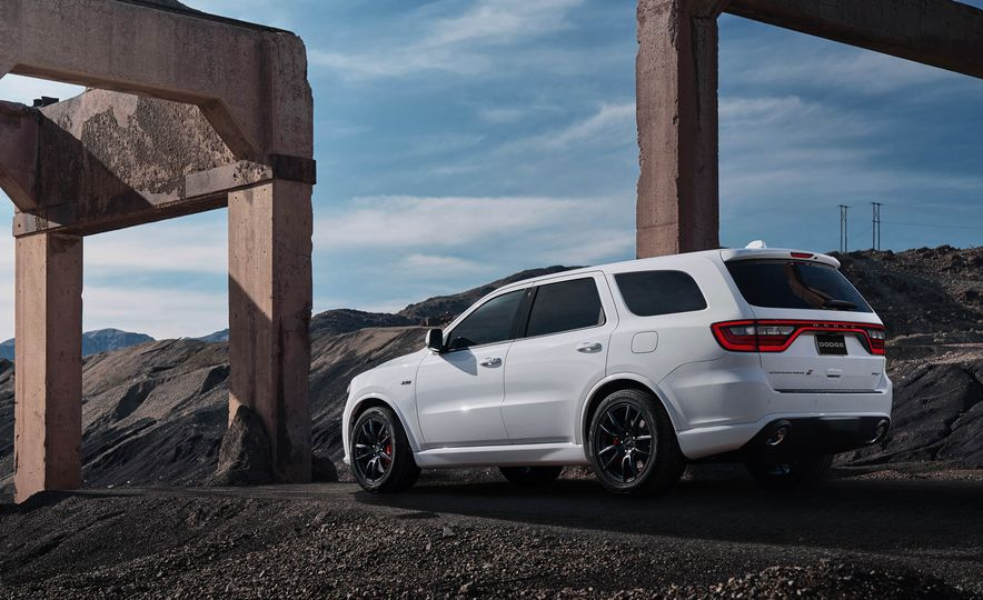 2018 Dodge Durango SRT - Slide 52