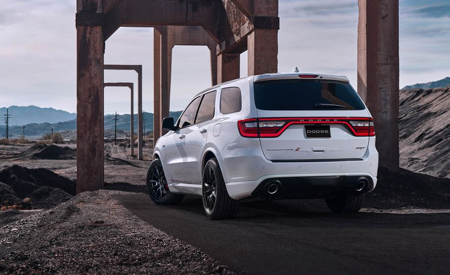 2018 Dodge Durango SRT - Slide 53