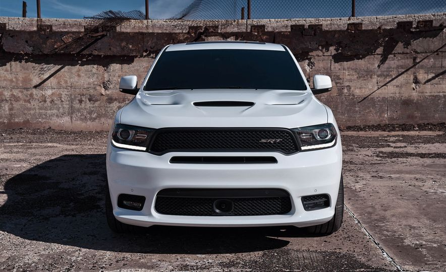 2018 Dodge Durango SRT - Slide 54