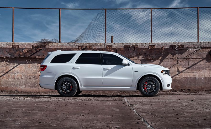 2018 Dodge Durango SRT - Slide 55