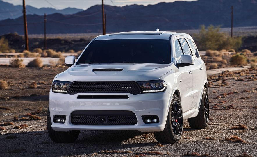 2018 Dodge Durango SRT - Slide 57