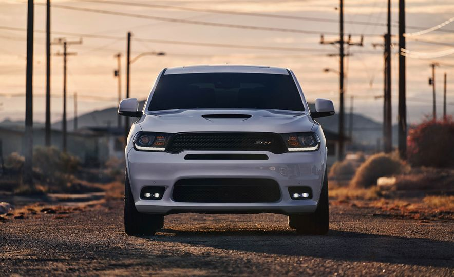 2018 Dodge Durango SRT - Slide 58