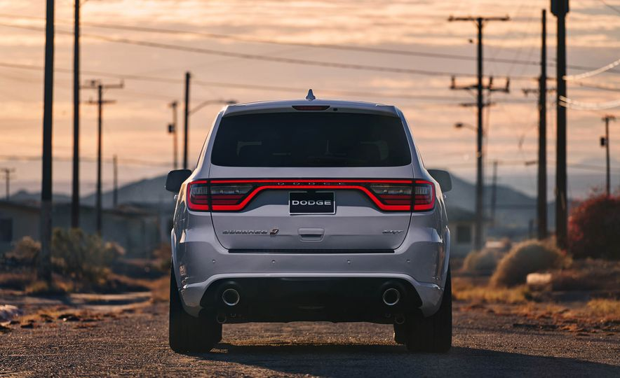 2018 Dodge Durango SRT - Slide 59