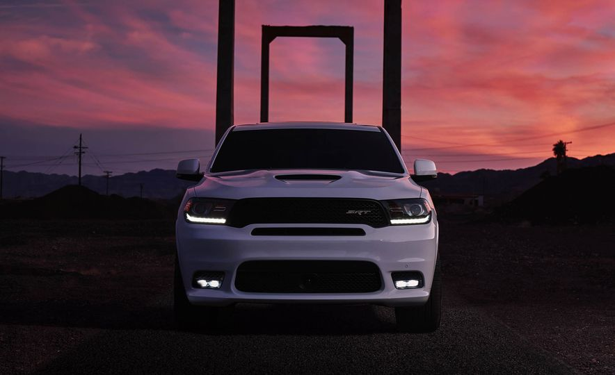 2018 Dodge Durango SRT - Slide 61