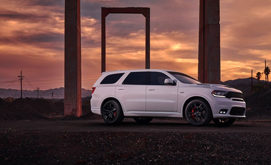 2018 Dodge Durango SRT - Slide 64