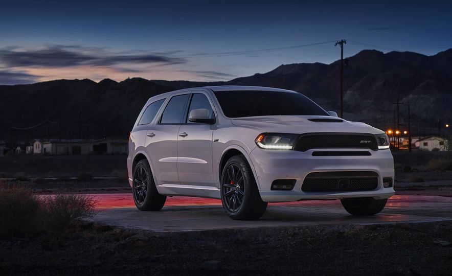 2018 Dodge Durango SRT - Slide 65