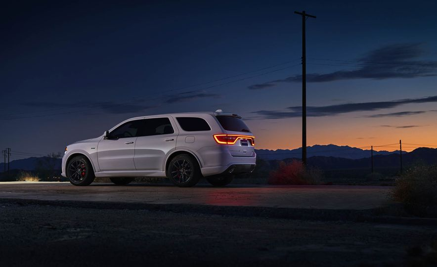 2018 Dodge Durango SRT - Slide 67