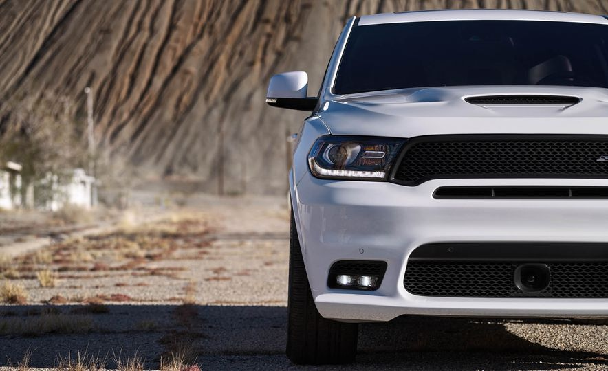 2018 Dodge Durango SRT - Slide 70