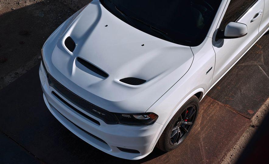 2018 Dodge Durango SRT - Slide 11