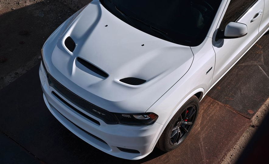 2018 Dodge Durango SRT - Slide 71