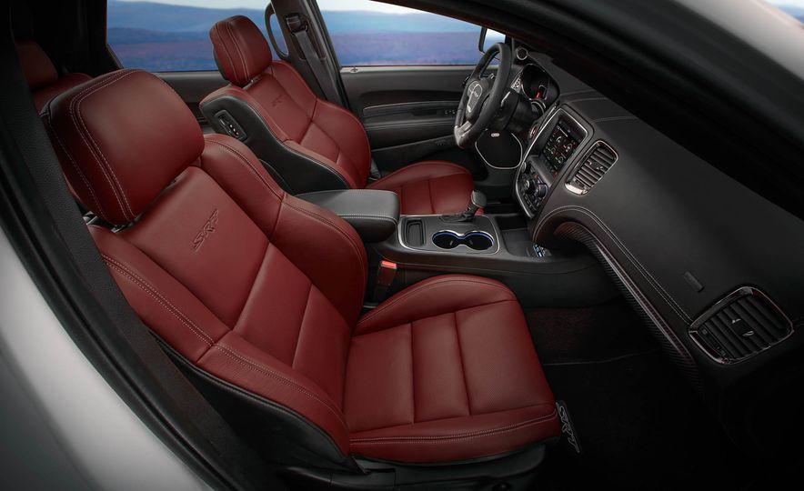 2018 Dodge Durango SRT - Slide 22