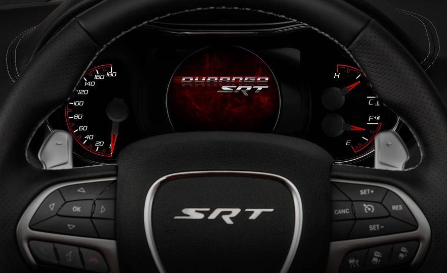 2018 Dodge Durango SRT - Slide 26
