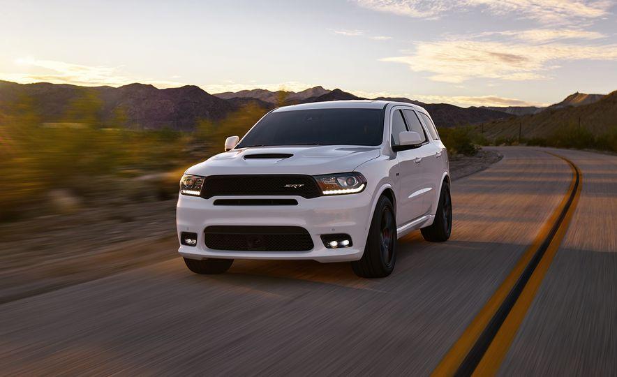 2018 Dodge Durango SRT - Slide 2