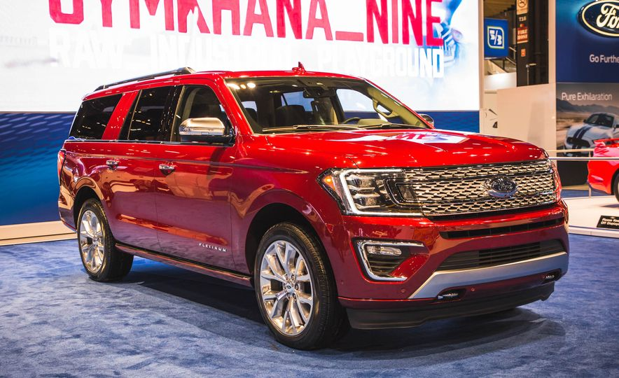 2018 Ford Expedition Platinum - Slide 2