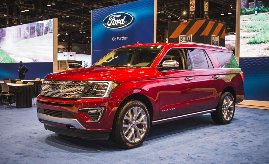 2018 Ford Expedition Platinum - Slide 4