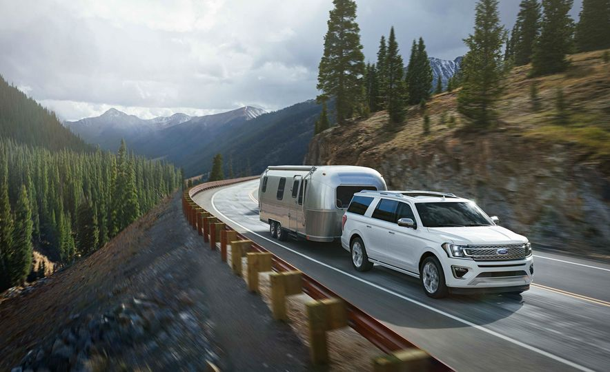 2018 Ford Expedition Platinum - Slide 21