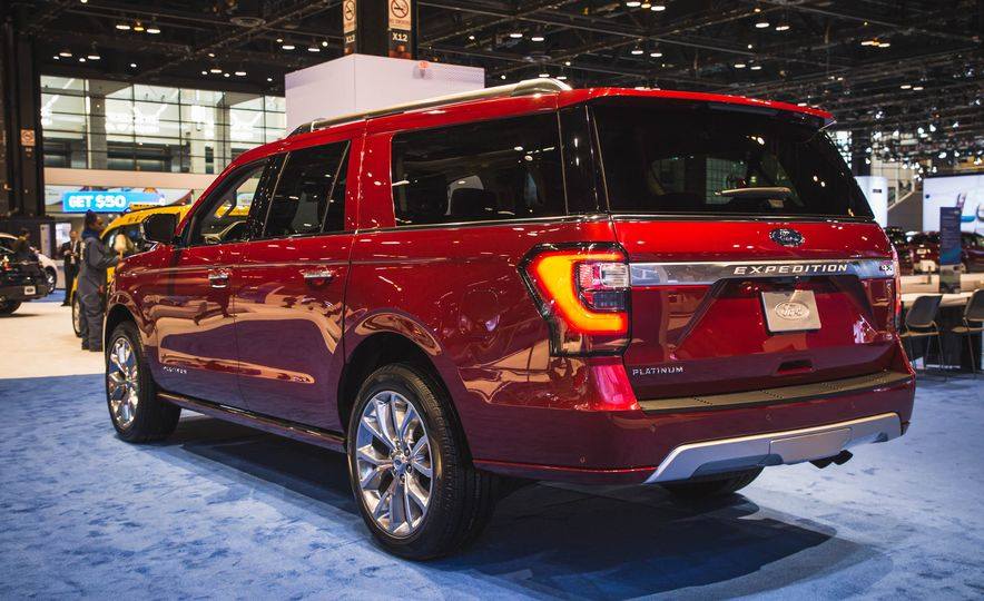 2018 Ford Expedition Platinum - Slide 5