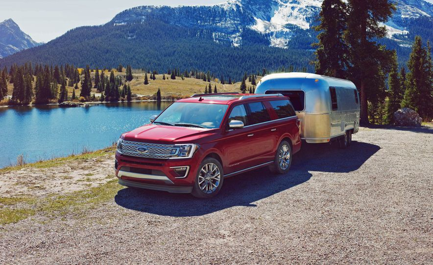 2018 Ford Expedition Platinum - Slide 1