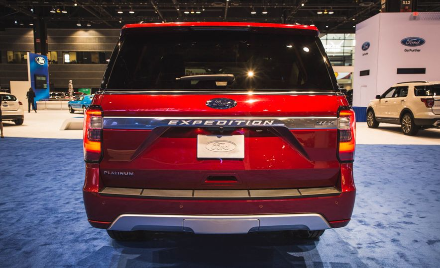 2018 Ford Expedition Platinum - Slide 6