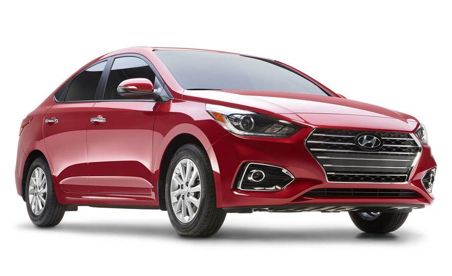 2018 Hyundai Accent - Slide 2