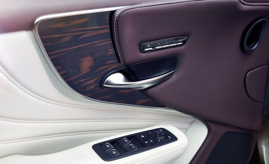 2018 Lexus LS500 - Slide 8