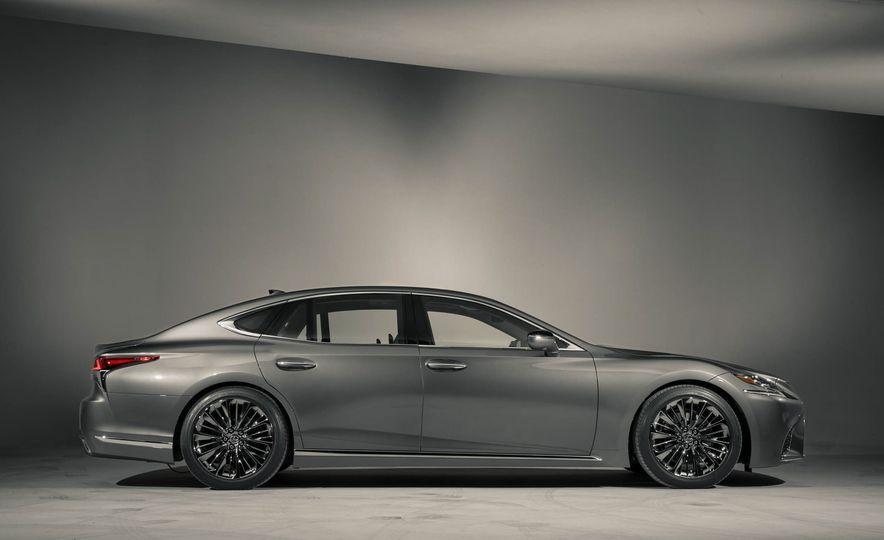 2018 Lexus LS500 - Slide 13
