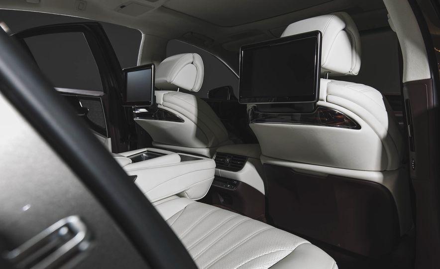 2018 Lexus LS500 - Slide 39
