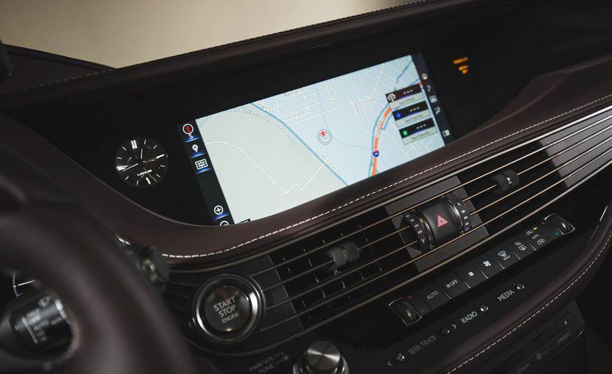 2018 Lexus LS500 - Slide 46