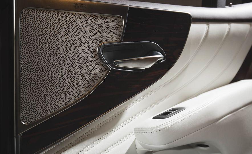 2018 Lexus LS500 - Slide 51