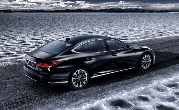 No L: New Lexus LS Hybrid Is the LS500h