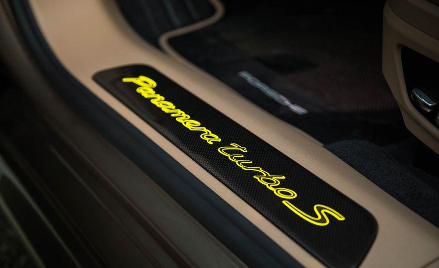 2018 Porsche Panamera Turbo S e-Hybrid - Slide 48