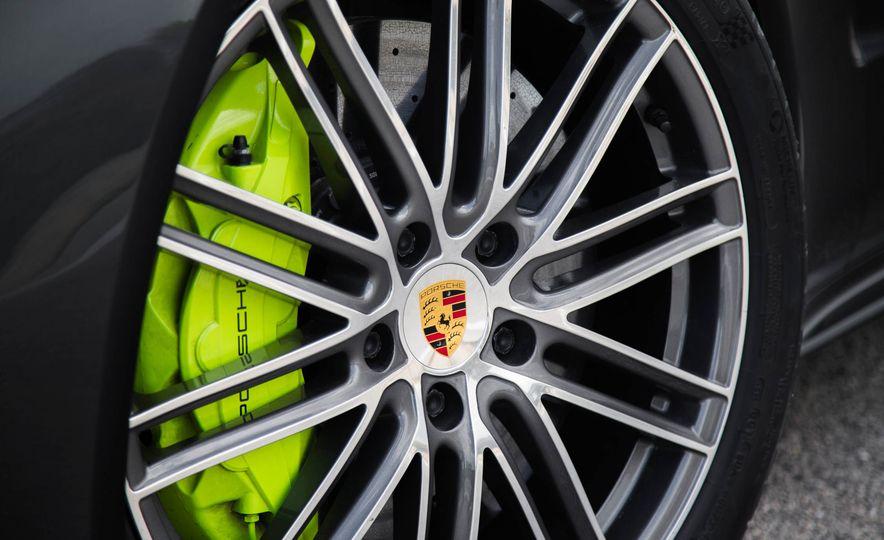2018 Porsche Panamera Turbo S e-Hybrid - Slide 84