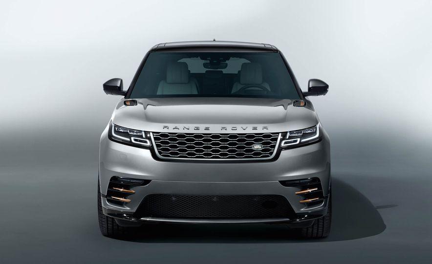 2018 Land Rover Range Rover Velar - Slide 31