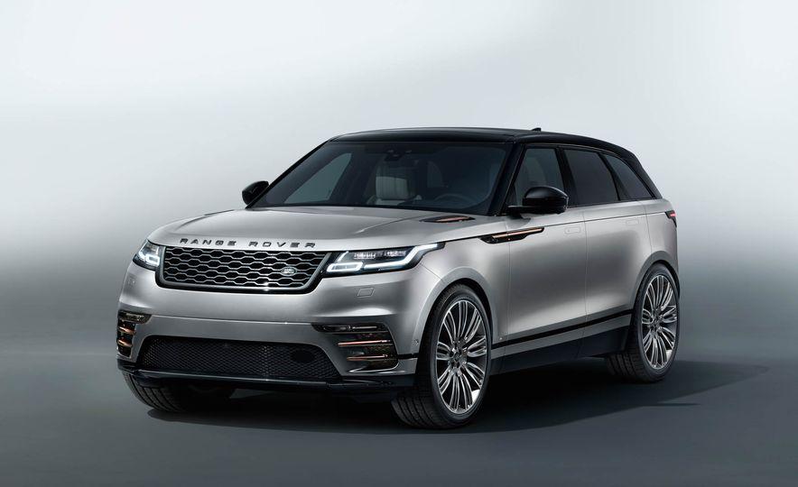 2018 Land Rover Range Rover Velar - Slide 32