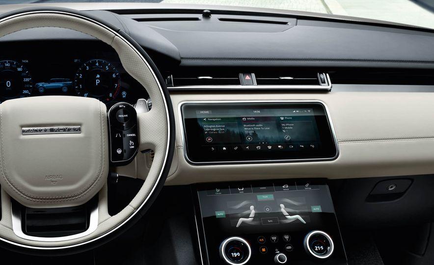2018 Land Rover Range Rover Velar - Slide 39