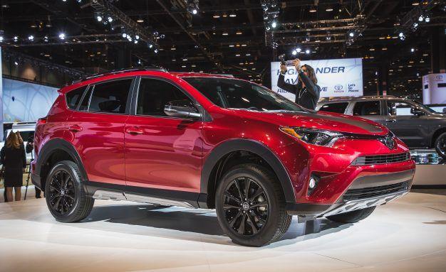Toyota RAV4 Reviews | Toyota RAV4 Price, Photos, and Specs ...