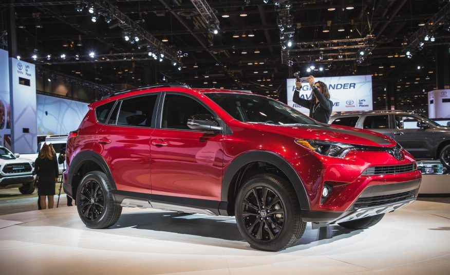 Chi-Town Hustle: The 2017 Chicago Auto Show Debuts That Matter - Slide 9
