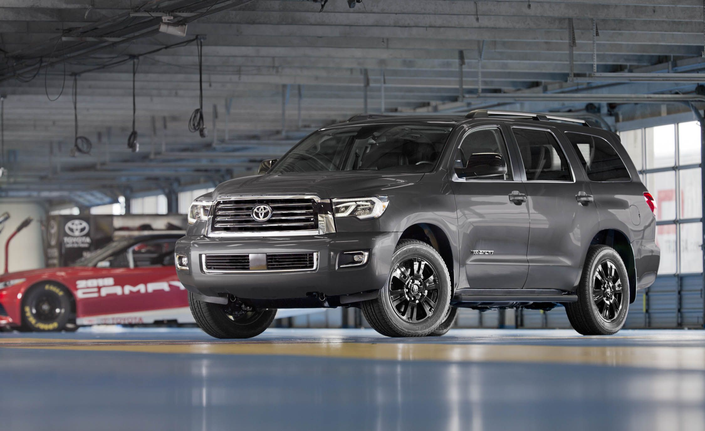 2019 Toyota Sequoia Reviews Price Photos And White 2004 Off Road Specs Car Driver