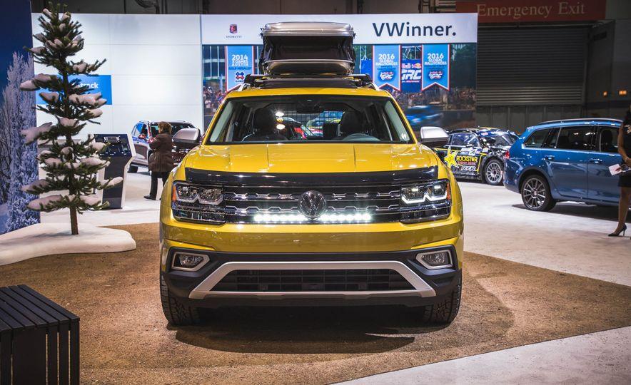 2018 Volkswagen Atlas Weekend Edition - Slide 1