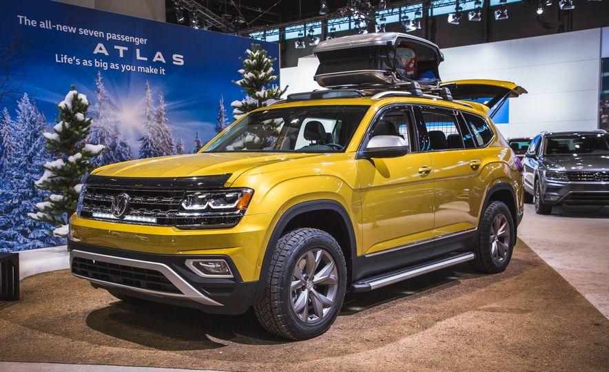 2018 Volkswagen Atlas Weekend Edition - Slide 2